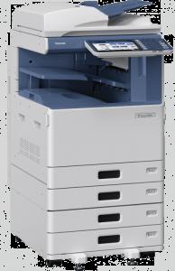 Toshiba E-Studio 2050c | NV Tecnologias e Sistemas de Informação