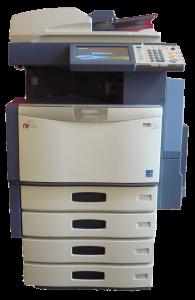 Toshiba E-Studio st3540c | NV Tecnologias e Sistemas de Informação Lda