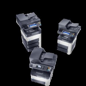 Aluguer Fotocopiadoras Kyocera - NV Tecnologias e Sistemas de Informação