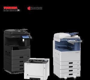 Aluguer Fotocopiadoras Toshiba E-Studio 2050c Toshiba 2000ac Kyocera 3040cdn