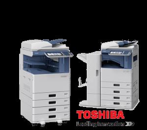 Toshibas E-studio 2050c | NV Tecnologias e Sistemas de Informação